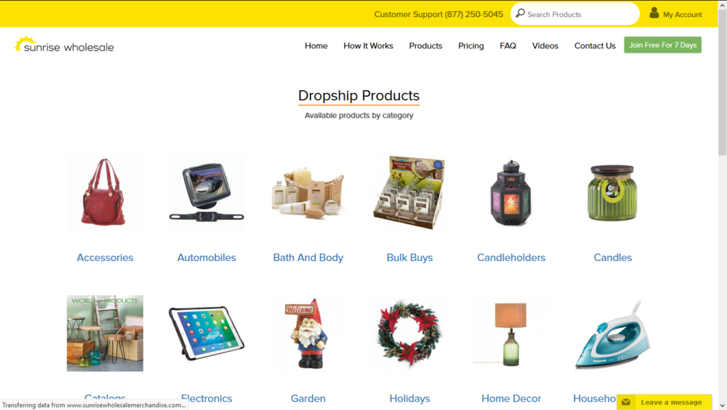Best eCommerce Product Suppliers 4