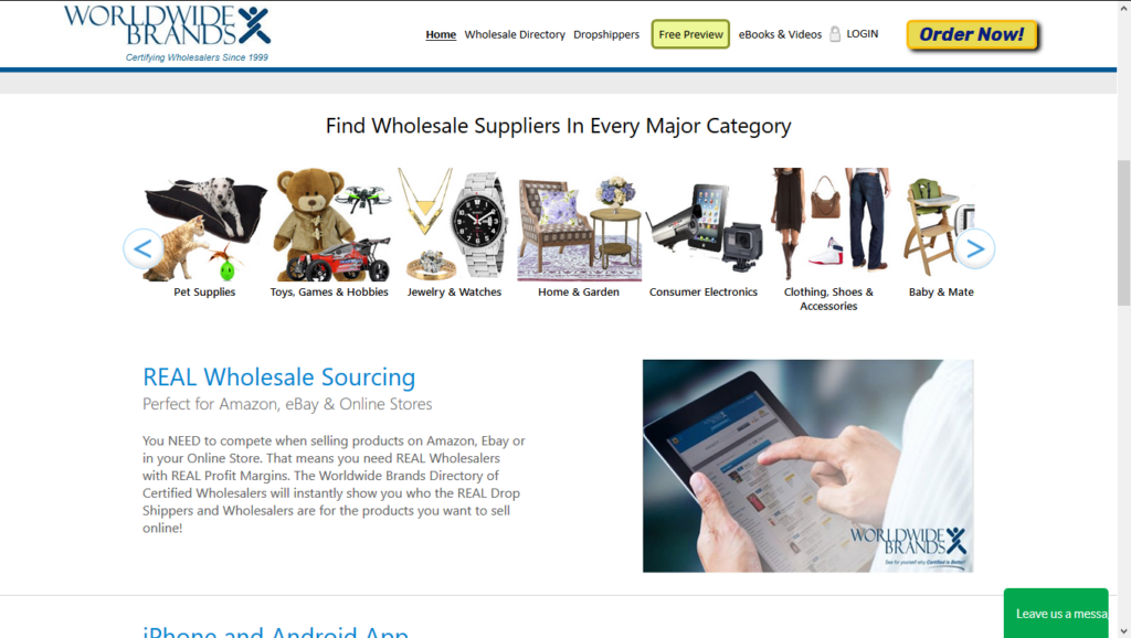 Best eCommerce Product Suppliers 3